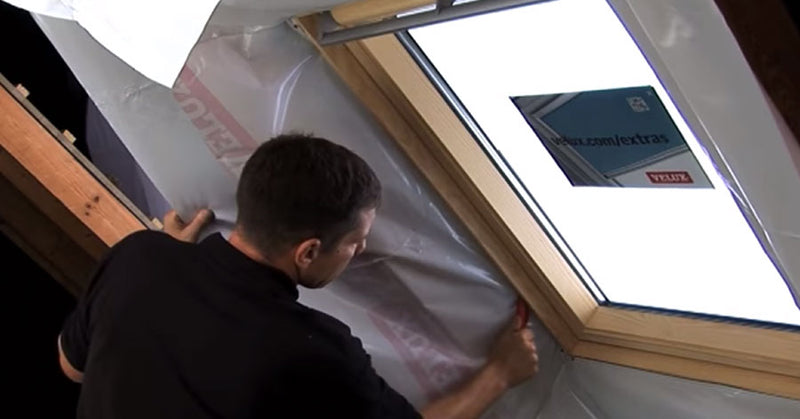 Installing A New Generation Roof Window from VELUX