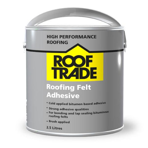 RoofTrade Roofing Felt Adhesive