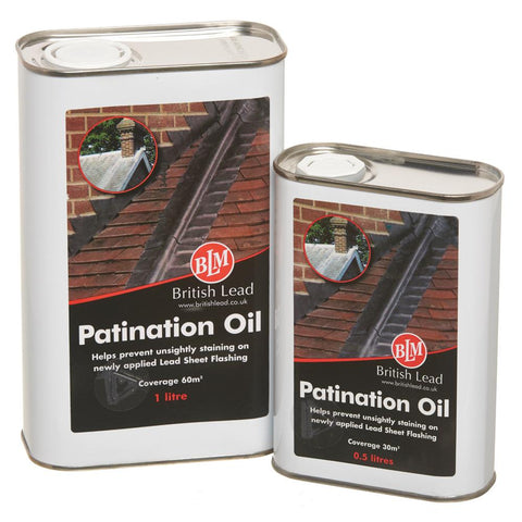 BLM Patination Oil Can