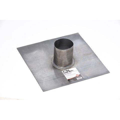 BLM Standard Lead Slate Flat Roofs 450mm Base x 5