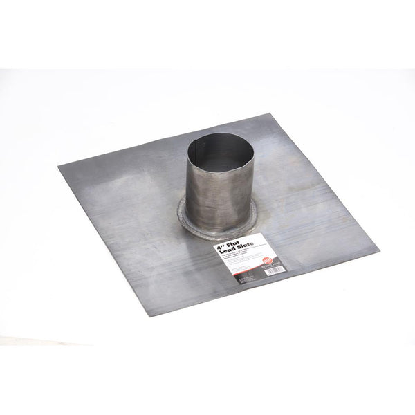 BLM Standard Lead Slate Flat Roofs 450mm Base,QTY 5
