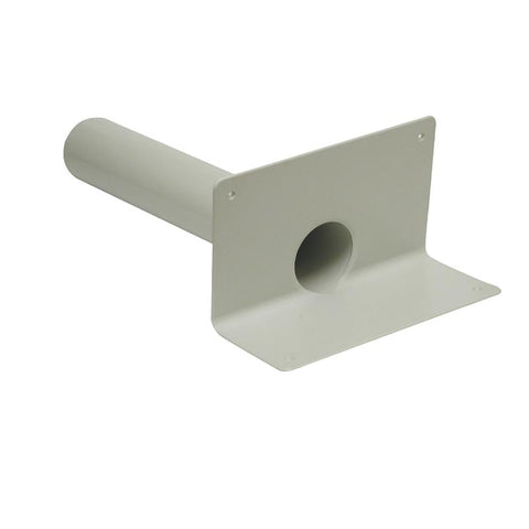 CMS Round Through Wall Roof Drain PVC