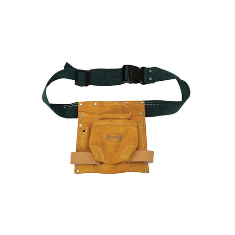 CMS Standard Front to Front Leather Nail Pocket