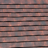 Marley Eternit Acme Double Camber Clay Plain Roof Tile MAKE032AB