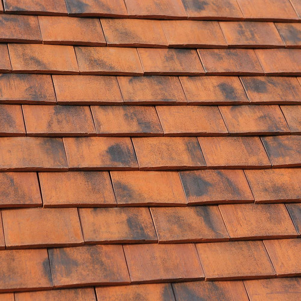 Marley Eternit Ashdowne Handcrafted Clay Plain Roof Tiles MAKE132AB