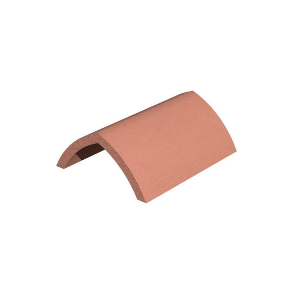 Marley Eternit Clay 305mm Hogs Back Ridge Tile View