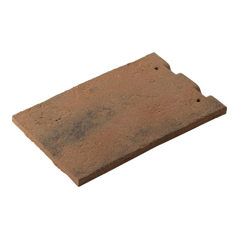 Redland Rosemary Craftsman Plain Clay Tile - Pack of 12