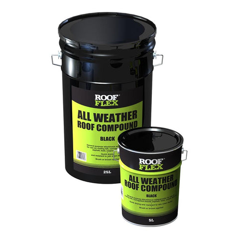 Roof Flex Waterproofing All Weather Roofing Compound