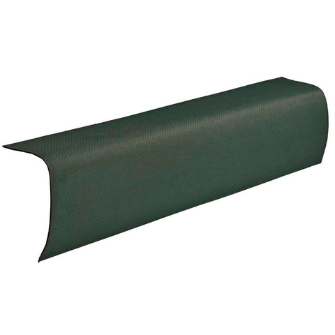 Ventura - Green Corrugated Bitumen Edge Piece 1000mm x 330mm