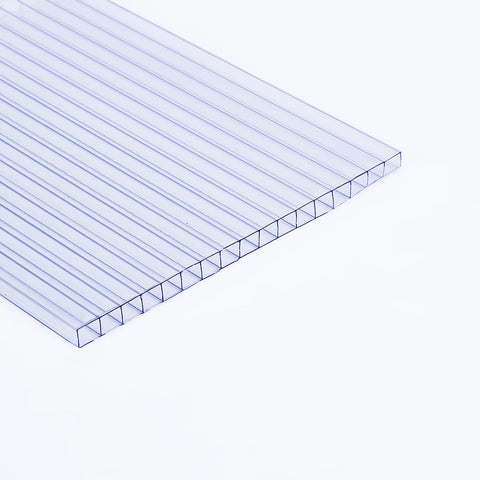 Ventura - Polywall Polycarbonate 2-Wall Sheet Clear 3000mm x 1000mm x 10mm