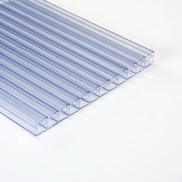 Ventura Polycarbonate 3-Wall Sheet Clear 3m x 16mm