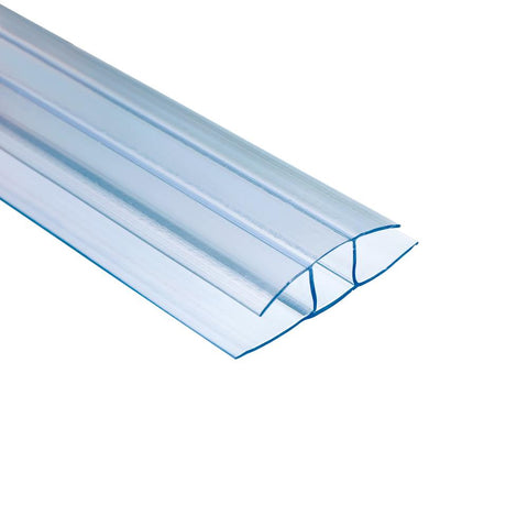 Ventura - Polywall Polycarbonate H Profile 3000mm x 10mm