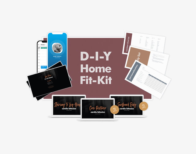 DIY Home Fit Kit