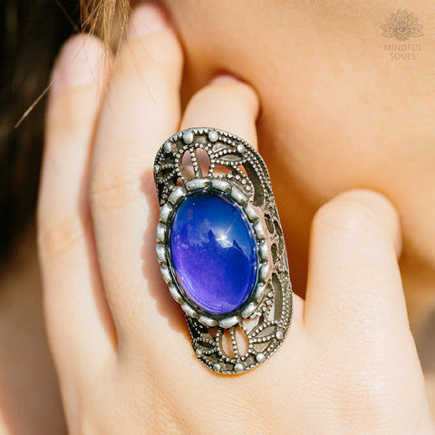 Empowering New-Age Mood Ring