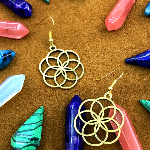 The Earrings Of Mindful Mind Mindfulsouls