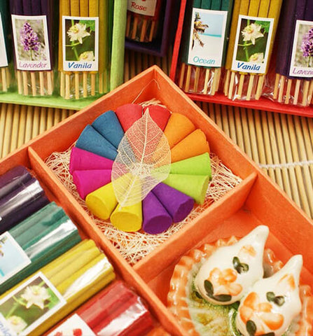 Essence Of Thailand Incense Gift Box