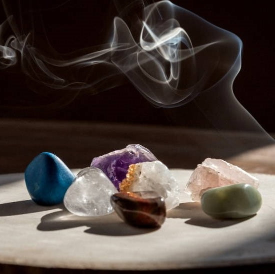 How To Cleanse Crystals With Other Crystals
