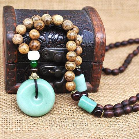 Handmade Aventurine Necklace