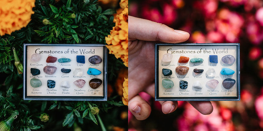 Gemstones Of The World Collection