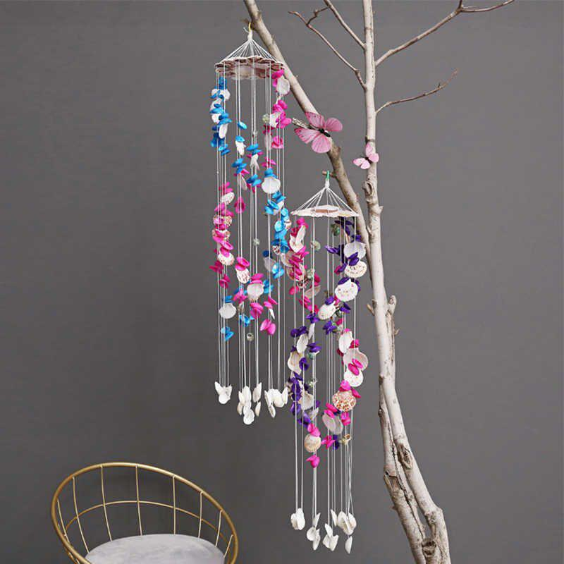 Seashell Wind Chime - Home Decoration