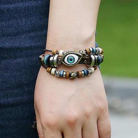 Anti-jealousy Evil Eye Bracelet