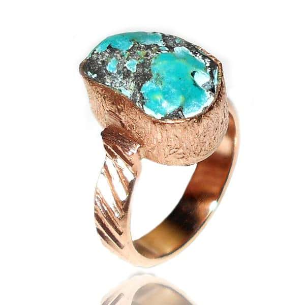 Intuition Turquoise Ring