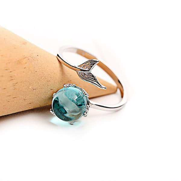 Mermaid Tranquility Ring