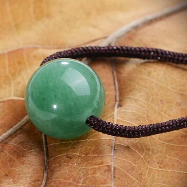 Lucky Aventurine Necklace