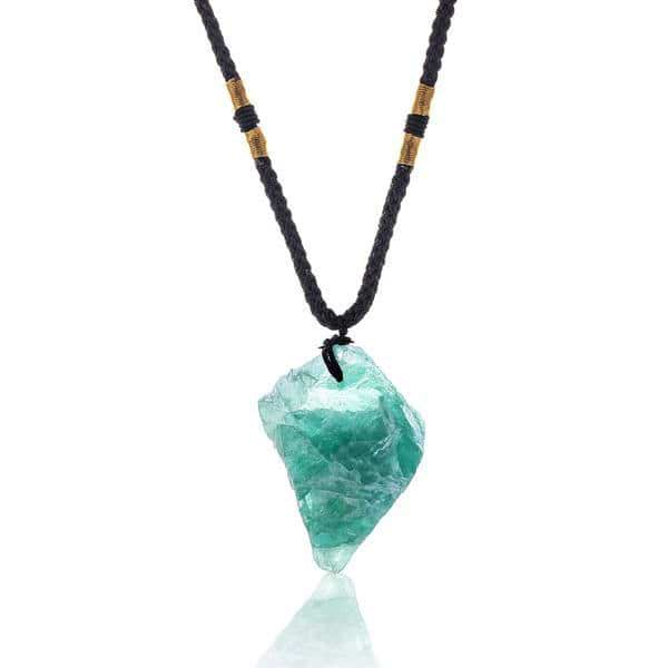 Summer Daze Fluorite Necklace