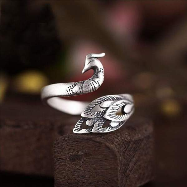 Secret Of The Peacock Ring