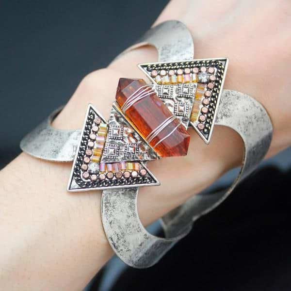 Tribal Arrow Bangle