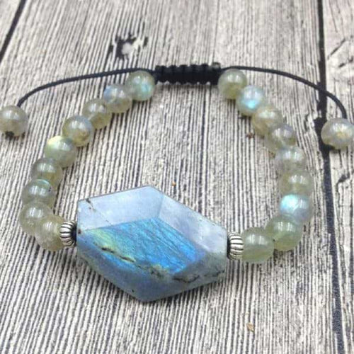 Balance And Intuition Labradorite Bracelet
