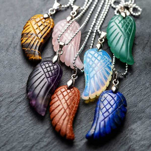 Necklace Of Rising Spirit