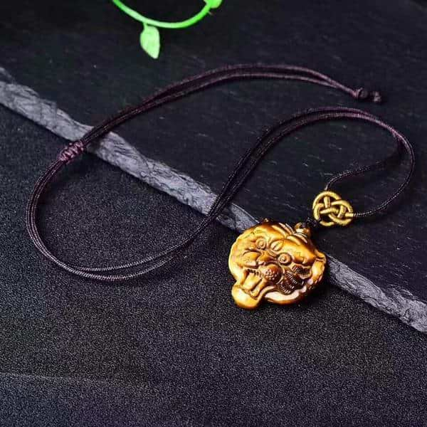 Power of Tiger Necklace