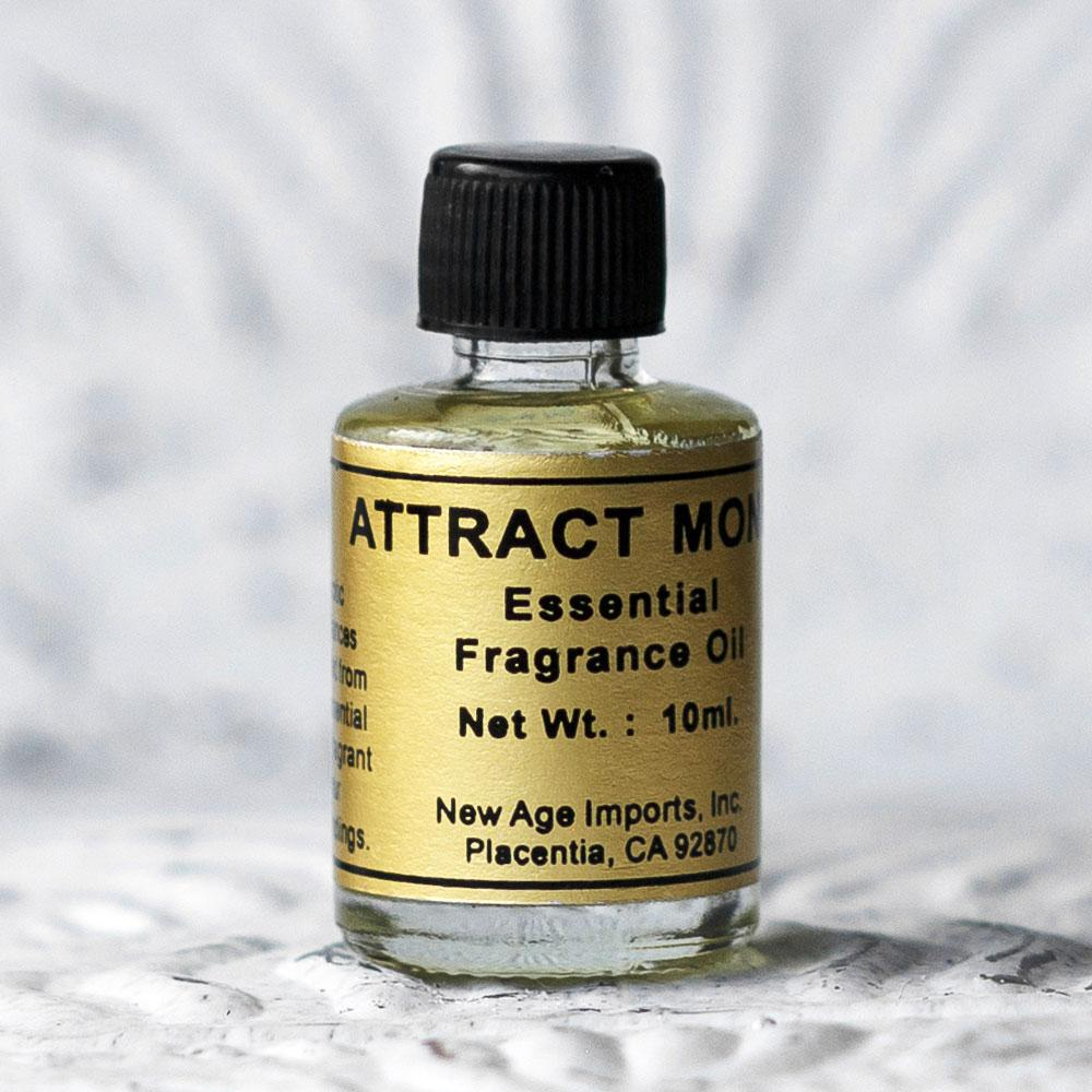 Attract Money Essential Aroma Oil