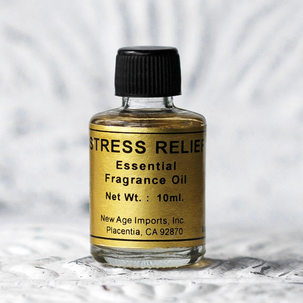 Stress Relief Essential Aroma Oil