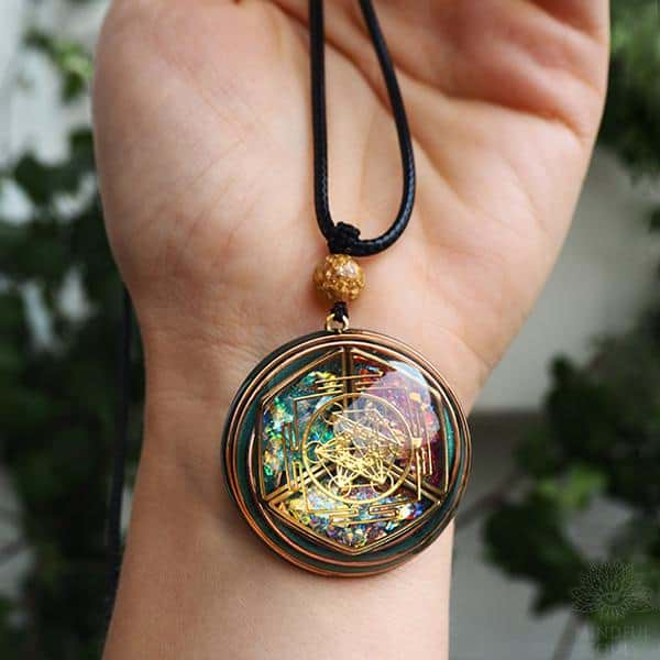 Magical Healing Talisman
