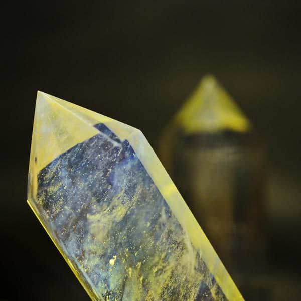 Cosmic Quartz Crystal Wand
