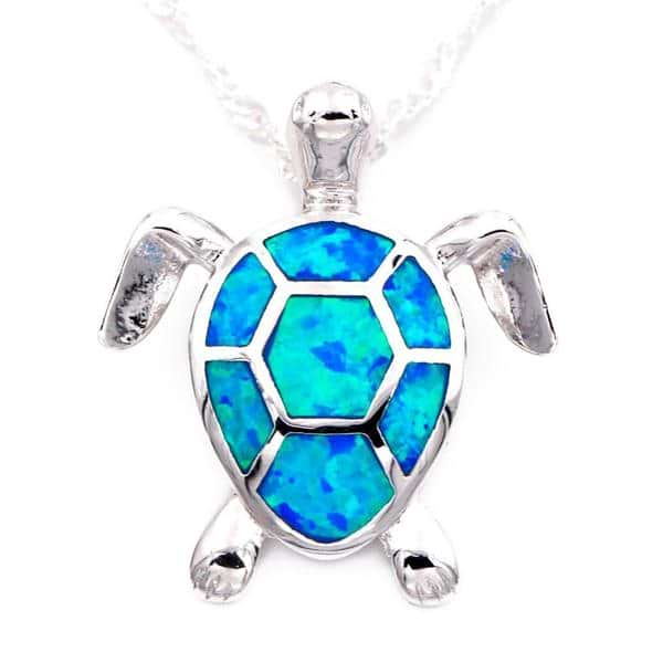 Save the Sea Turtle Necklace