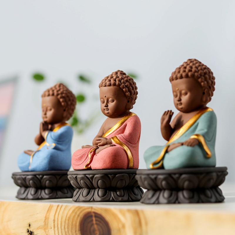 Buddha Statue Figurine - Home Decor