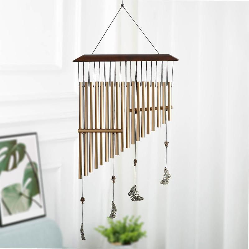 Aluminium Metal Tube Wind Chime - Home Decoration
