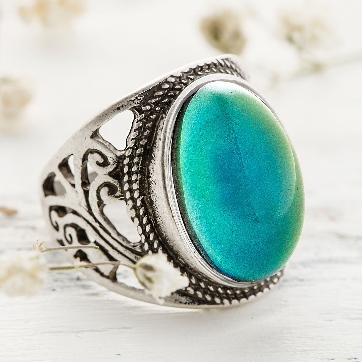New-Age Mood Ring