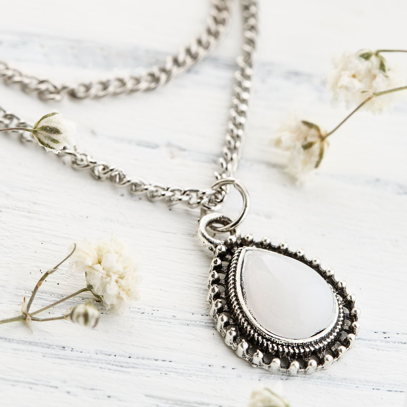 Moon Diva Necklace