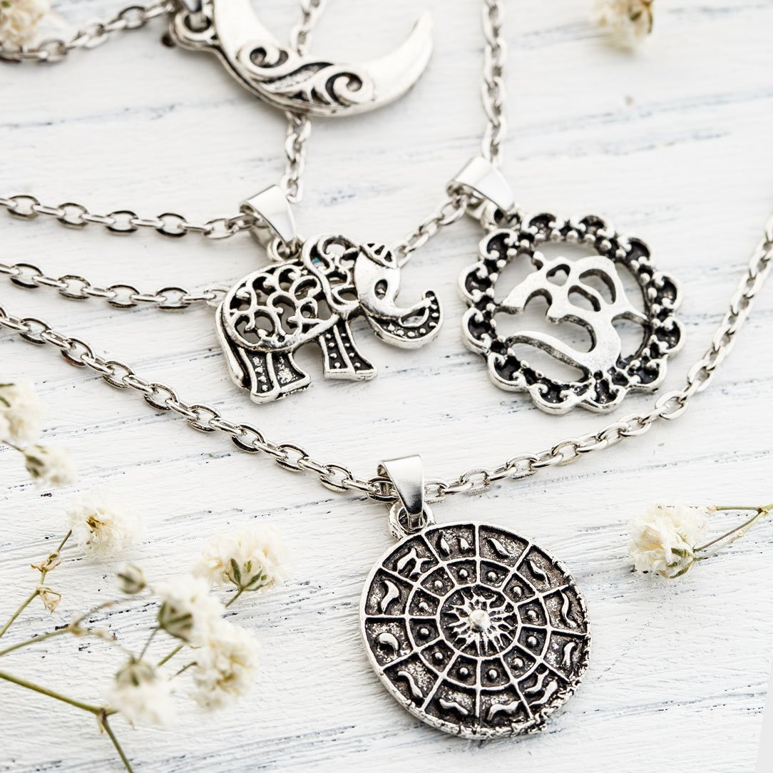 Boho Spirit Necklace