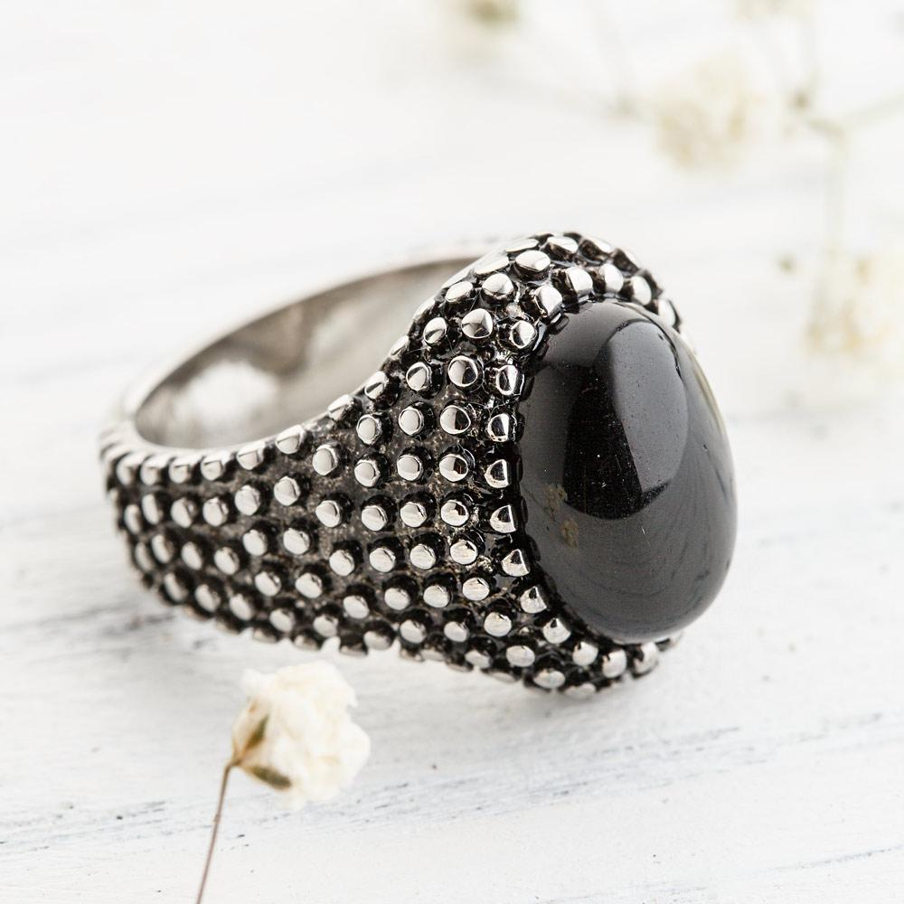 Obsidian Protection Ring