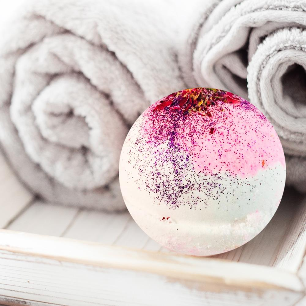 Raspberry Delight Bath Bomb