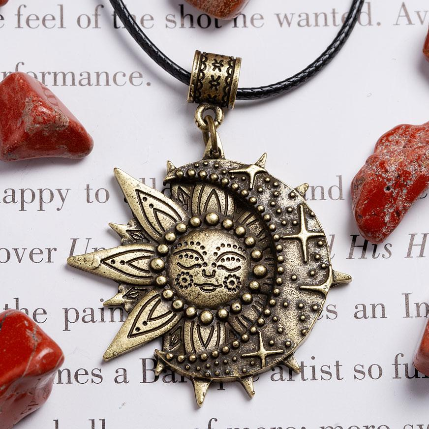 Heavenly Talisman Necklace