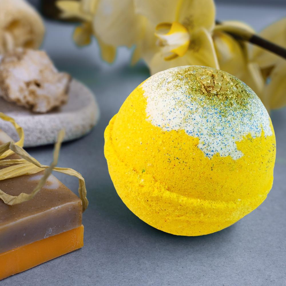 Sunshine Bath Bomb