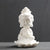 White Buddha Statue Figurine - Home Decor