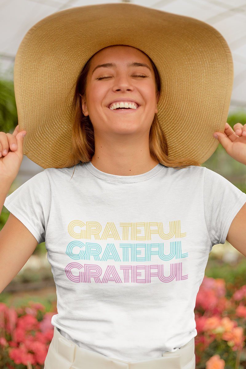 Triple Grateful T-Shirt